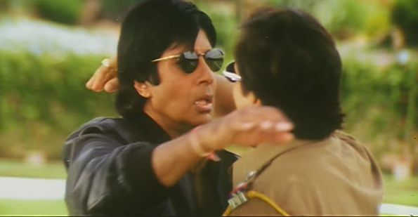 Amitabh and  Shotgun Sinha